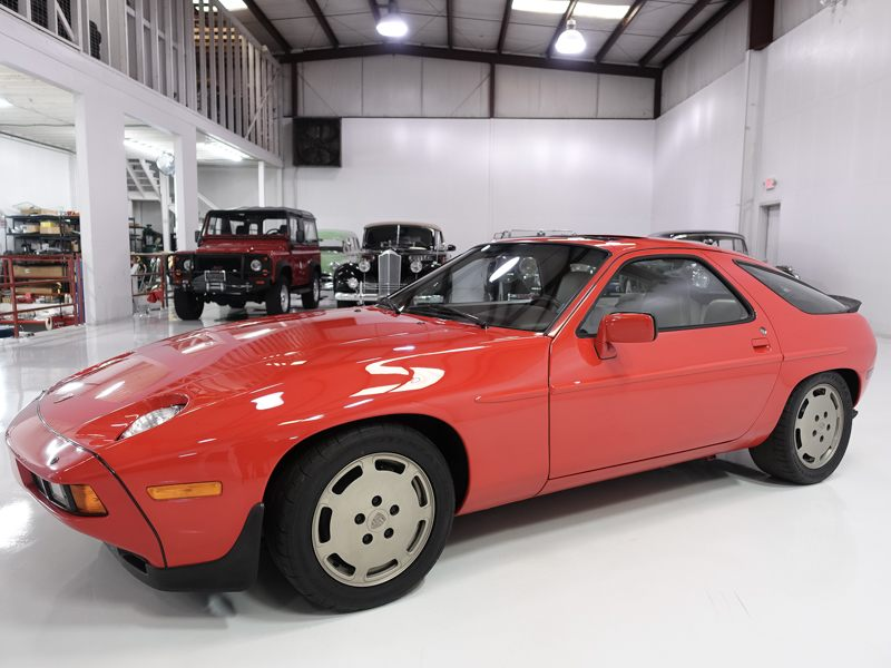 1986 928S Sunroof Coupe picture #1