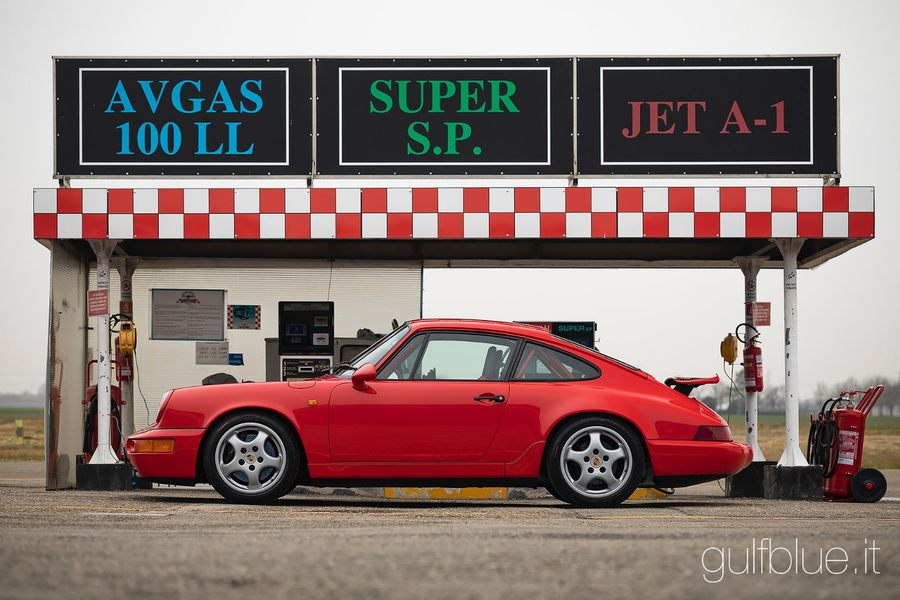 1992 911 Carrera RS (964) picture #1
