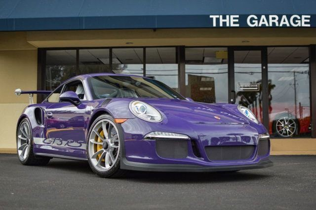 2016 911 Gt3 Rs Gt3 Rs In Miami Fl Listed On 04 15 20 Porsches For Sale Excellence