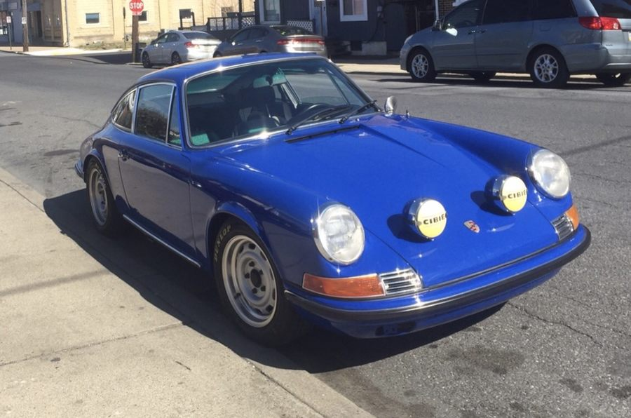 1969 911T picture #1
