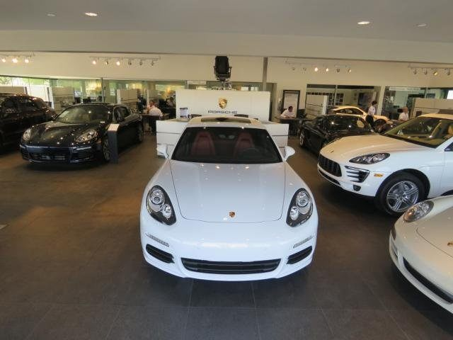 2014 Panamera 4dr Hatchback S picture #6