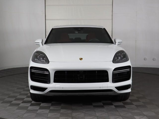 2019 Cayenne Turbo picture #2