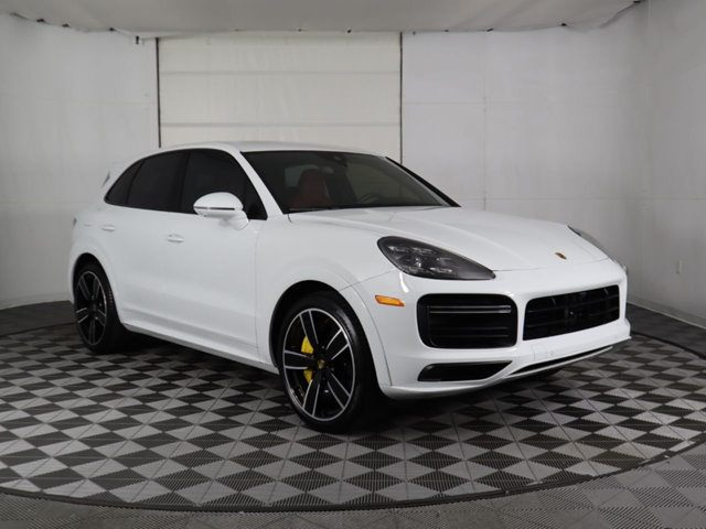 2019 Cayenne Turbo picture #3