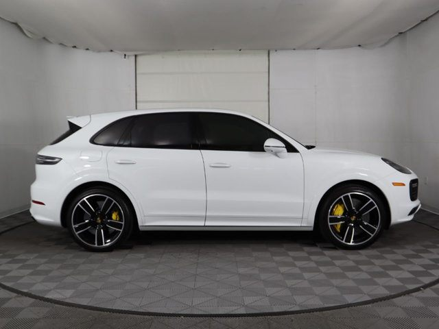2019 Cayenne Turbo picture #4