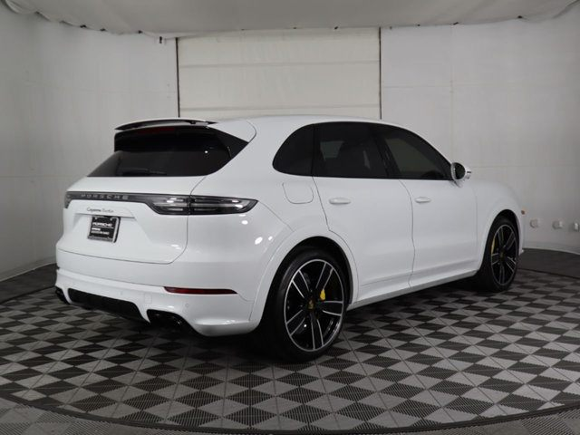 2019 Cayenne Turbo picture #5