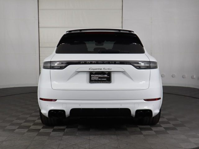 2019 Cayenne Turbo picture #6