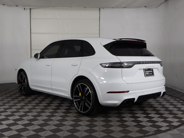 2019 Cayenne Turbo picture #7