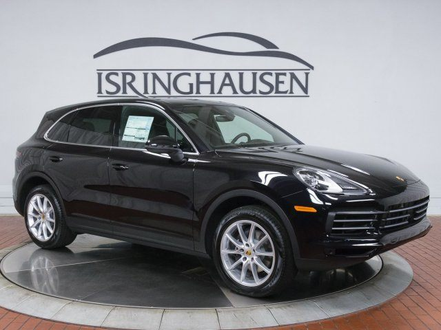 2019 Cayenne picture #1