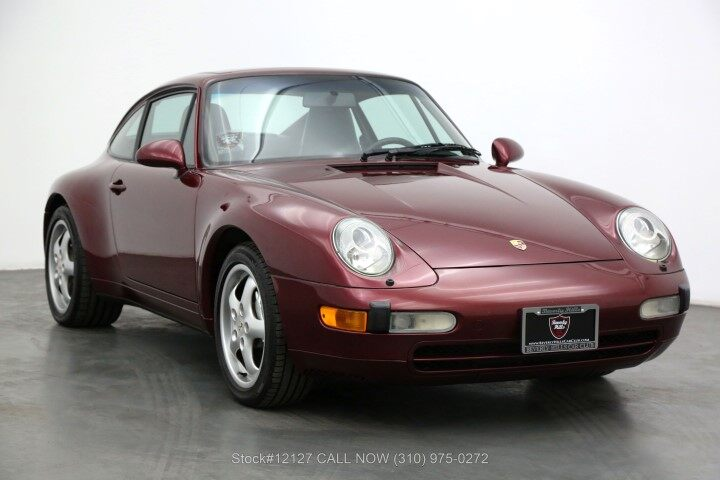 1996 993 Coupe picture #1