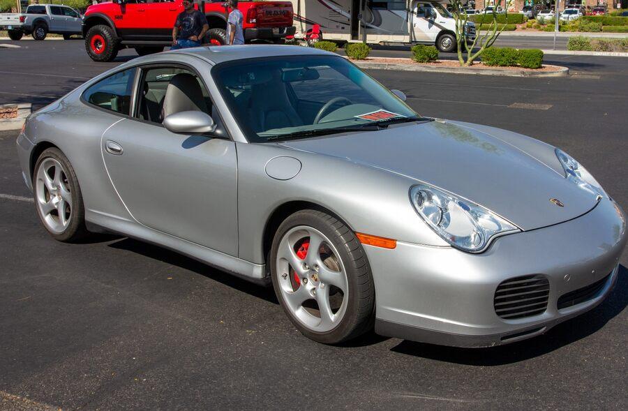 2004 911 Carrera 4S picture #1