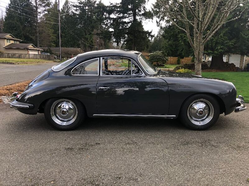 1963 356 B Coupe picture #1