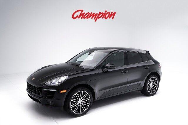 2018 Porsche Macan S picture #1