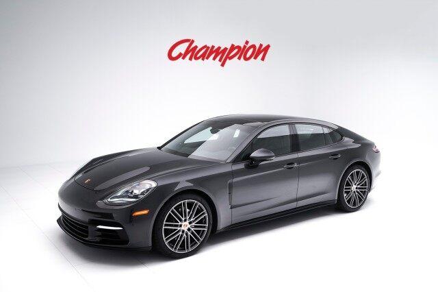 2018 Porsche Panamera picture #1