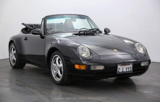 1995 993 Carrera 4 picture #1