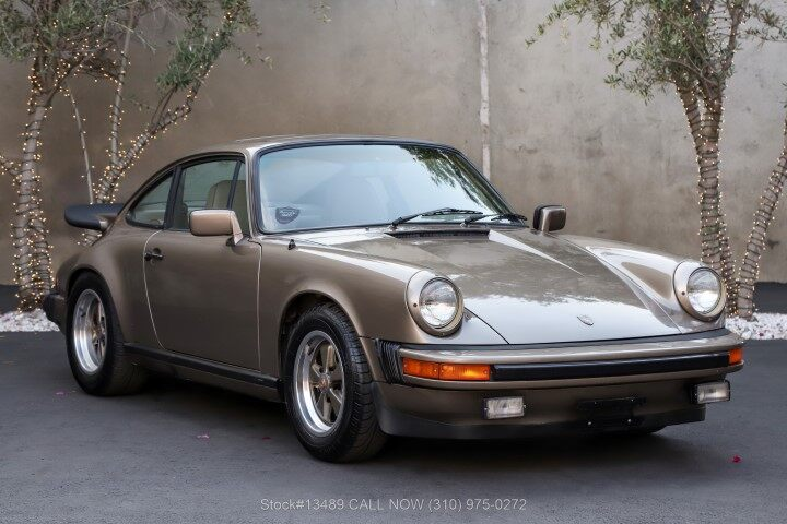 1980 911SC Weissach Coupe picture #1