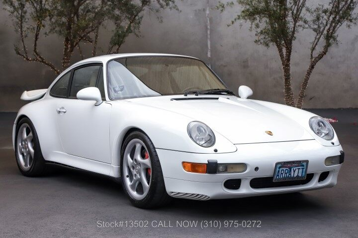 1996 993 Turbo Coupe picture #1