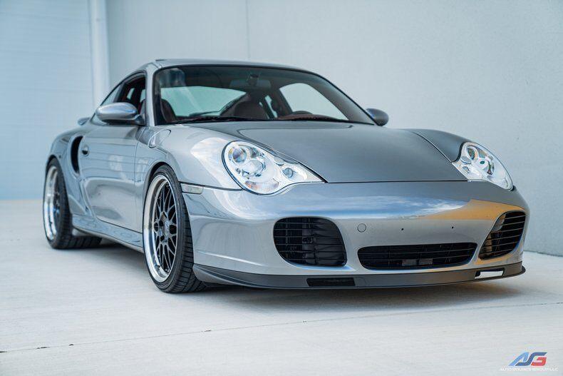 2003 911 Turbo picture #1