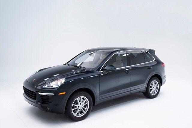 2018 Porsche Cayenne picture #1