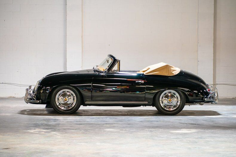 1958 356A 1600 S Cabriolet picture #1
