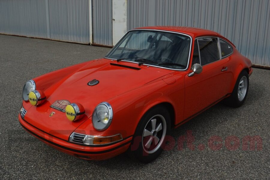 1970 911T 2.5 Lightweight Coupe picture #1