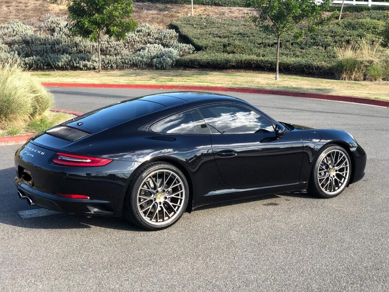 2017 911 Carerra Coupe picture #1