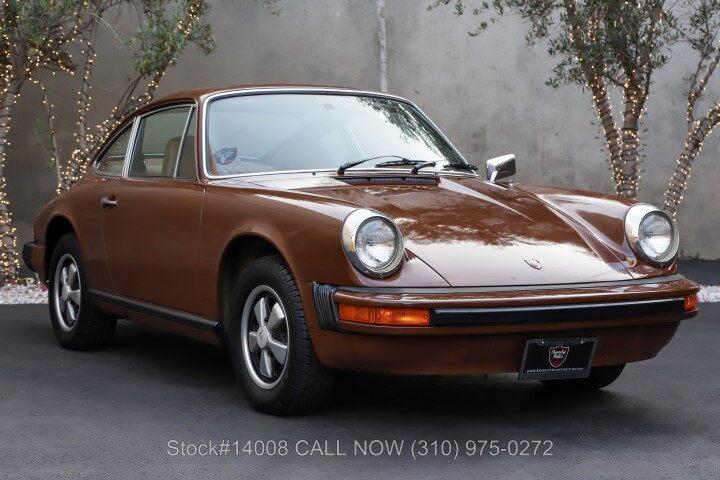 1976 912E Coupe picture #1
