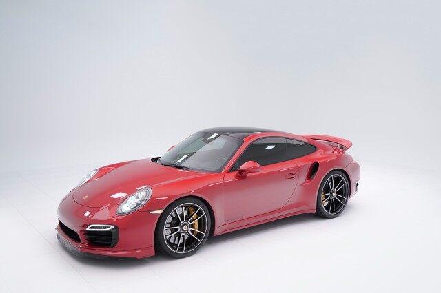 2014 Porsche 911 Turbo S picture #1