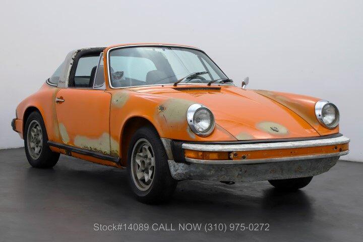 1974 911 Targa picture #1