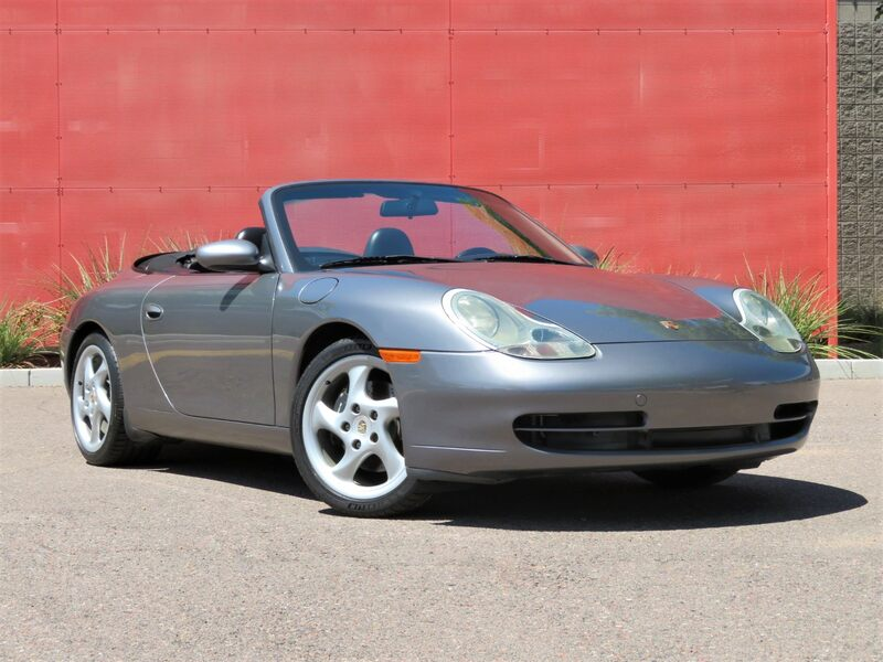 2001 911 996 Carrera Cabriolet 6-Speed Manual Ims Done! picture #1
