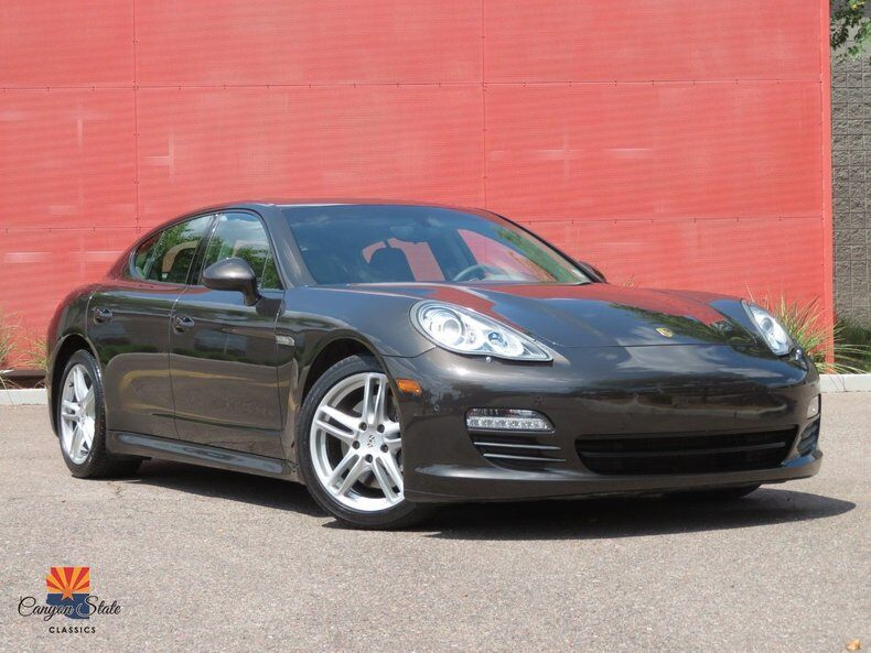 2011 Panamera 4dr HB 4dr HB picture #1