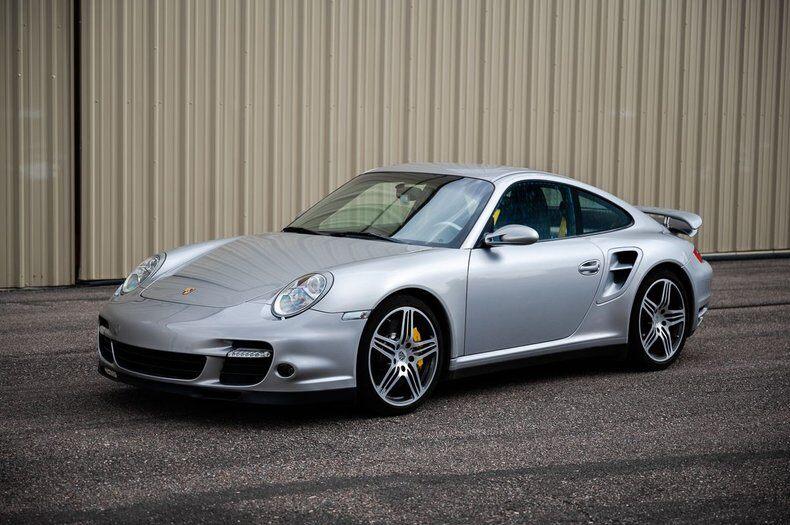 2007 911 Turbo picture #1