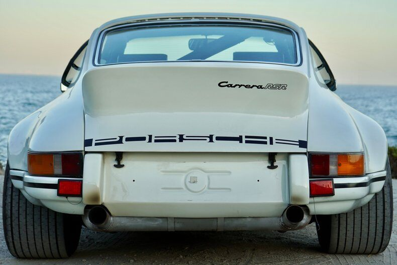 1969 911E RSR picture #1