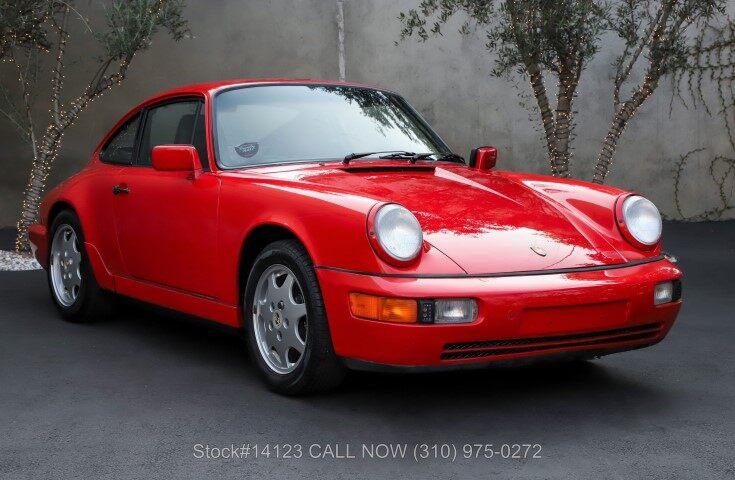 1990 964 Carrera 2 Coupe picture #1