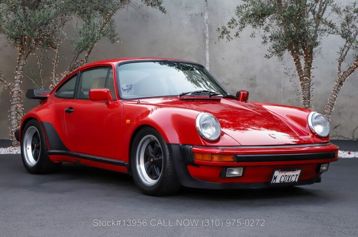 1984 Carrera Coupe Turbo Look M491 picture #1