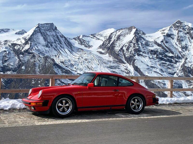 1984 911 Carrera 3.2; Euro Spec!! picture #1