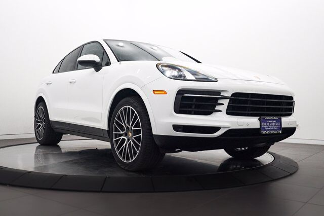 2021 Cayenne Coupe picture #1
