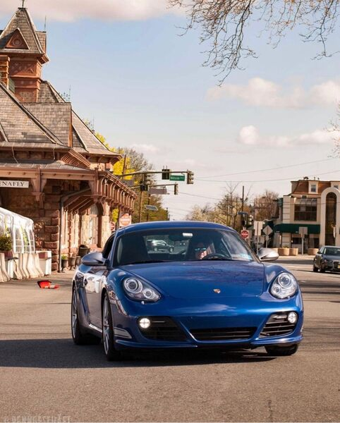 2012 Cayman R picture #1