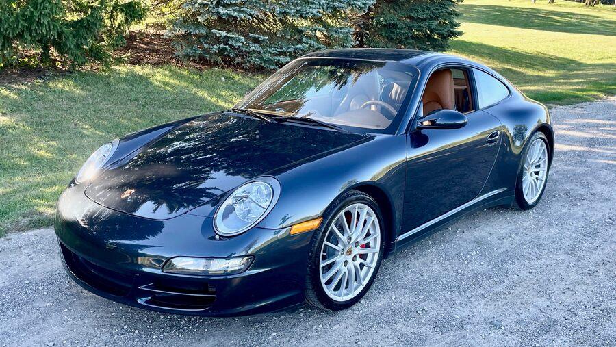 2008 Porsche 911 Carrera 4S picture #1