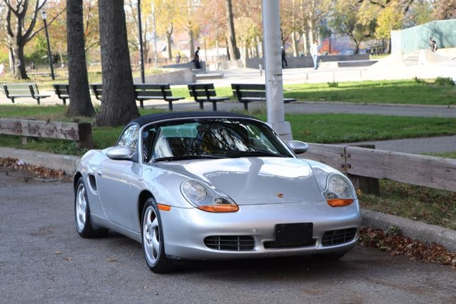2001 boxster s 1