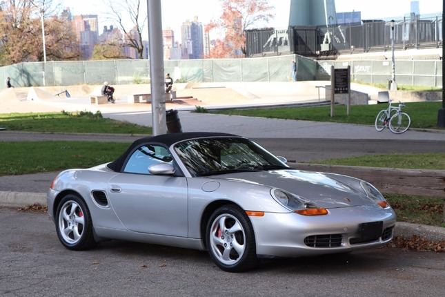 2001 boxster s