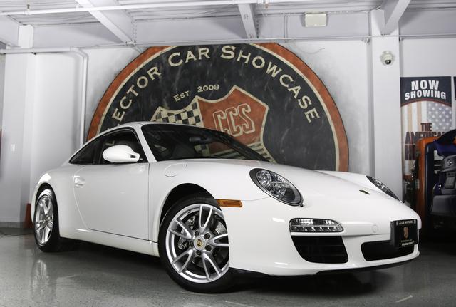 2009 911 carrera