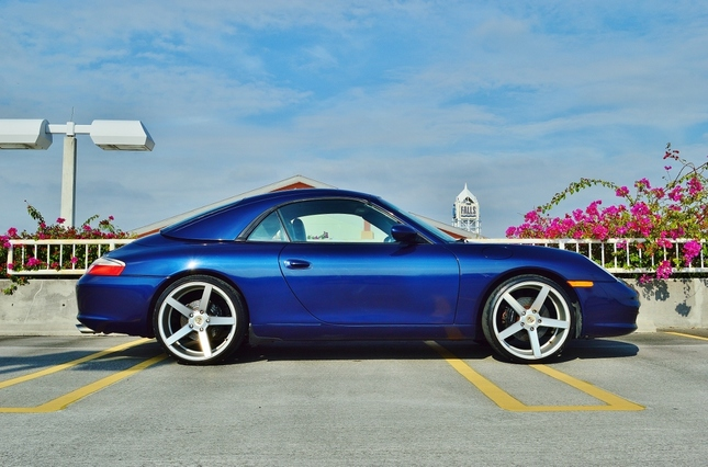 2003 porsche 911 cabriolet 996