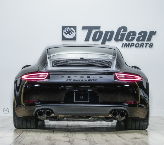 2015 porsche 911 gts coupe 7 speed