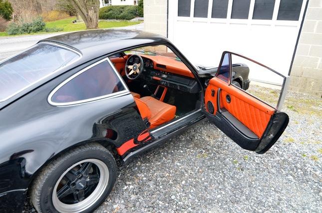 1977 porsche 911s carrera style