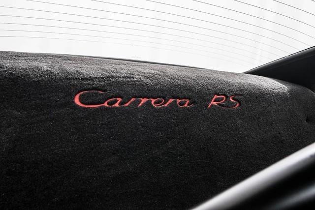 1991 porsche 911 carrera rs clone