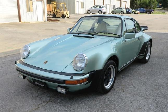 1976 930 turbo carrera