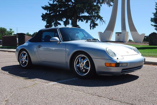 1995 993 cabriolet 1