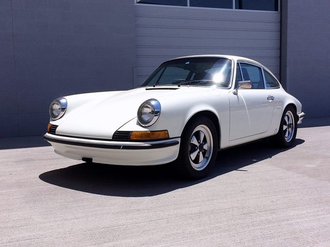 1973 911t cis coupe 1