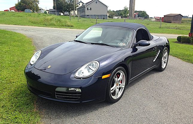 2005 boxster s 1