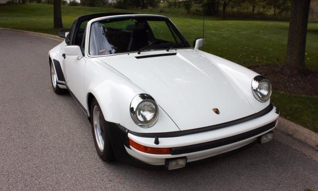 1978 911 sc factory turbo look